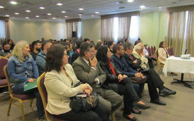 Tesistas e investigadores de Argentina, Chile, México, Colombia, Italia y Brasil se dieron cita en EITICE 2018