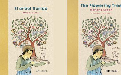 """Doctora Marjorie Agossin presentó su texto """"El árbol florido"""""""