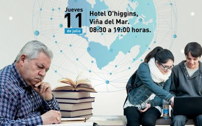 Te invitamos a participar del Primer Congreso Internacional: Desafíos emergentes de la Formación Inicial Docente en la Educación de Personas Jóvenes y Adultas, con miras al 2030