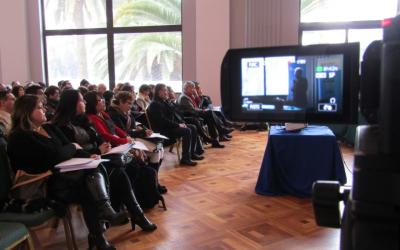 Exitoso primer congreso internacional: «Desafíos emergentes de la formación docente en la educación de personas jóvenes y adultas, con miras al 2030»