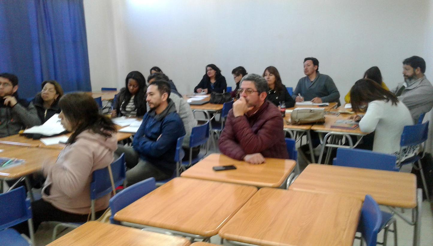 Metodología para el aprendizaje EPJA - Rancagua