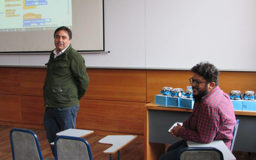 Coordinador del Programa de Magíster EPJA participó en cumbre sobre didáctica matemática en PUCV